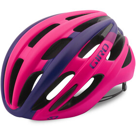Giro Saga Bike Helmet Women pink/purple
